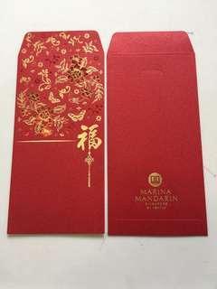 Marina Mandarin Angpow Angbao angpau Red Packet