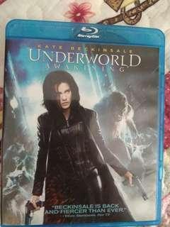 Bluray movie : underworld awakening
