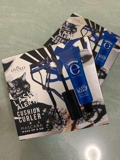 EYEKO Curler+Mascara 4ml Set x3