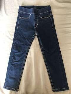 H&M kids girl jeans