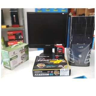 Brand New System Unit AMD A6 7400K Gaming Package SALE!!