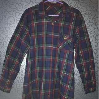 Checkered Flannel/Outerwear