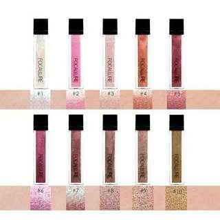 Eyeshadow liquid..