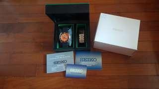 Seiko SRPC95 Orange Turtle Limited Edition Nemo