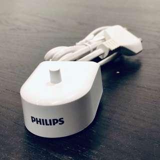 Philips 電動牙刷充電器