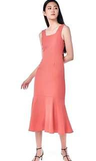 BNWT Palma Tie Back Dress