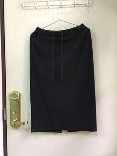 🚚 Lativ 窄長裙雙側口袋