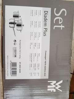 🚚 WMF Set Cromargan 18/10 Stainless Steel
