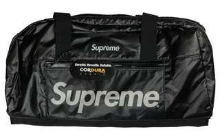 Supreme Duffel Bag FW17