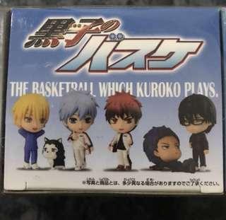 5pcs set - Kuroko no basket