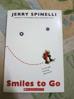 Smiles to Go ( Jerry Spinelli)