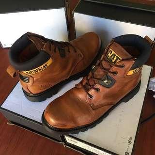 Caterpillar boots size 11 / 45