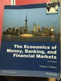🚚 The Economics of Money, Banking, and Financial Markets