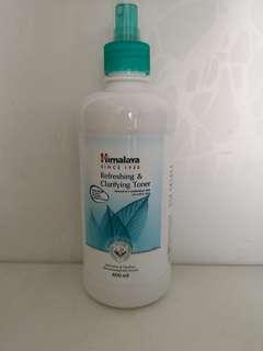 🚚 Himalaya Refreshing and Clarifying Toner
