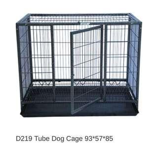 Dog cage d219