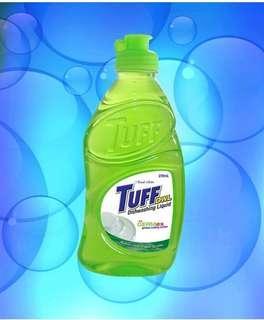Tuff DWL Dishwashing Liquid with Germex 270 ml