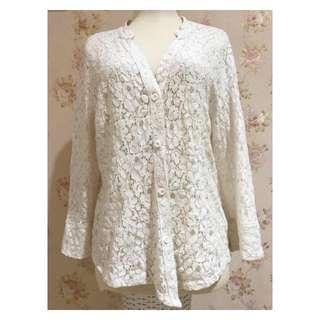 LACE TOP/KEBAYA MODERN