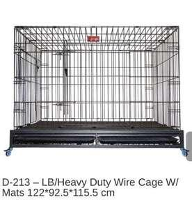 Dog Cage D213