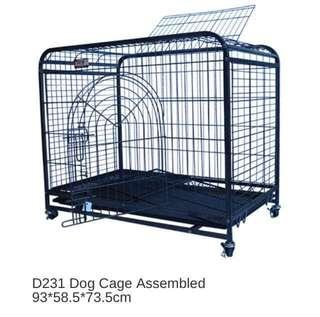 Dog Cage D231