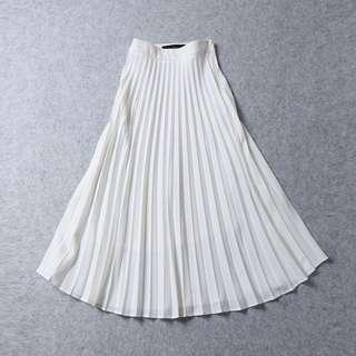 Fairy tale pleated skirt