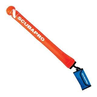 NEW Scubapro SURFACE MARKER BUOY, PVC, ORANGE, 1.3m/ 4.3FT.
