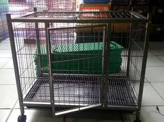 Dog Cage D218