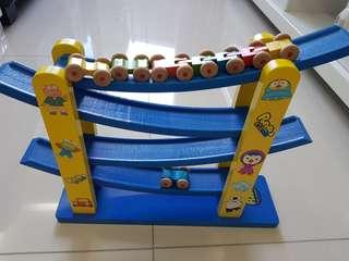 Pororo & Friends Roller Coaster Slide Baby toy not vtech or leapfrog