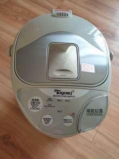 Toyomi Micro-com Airpot