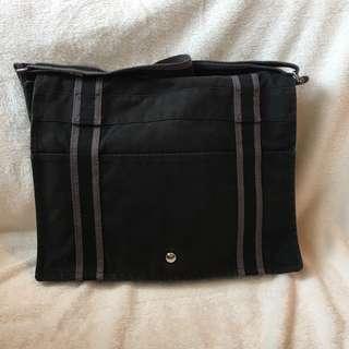 Hermes Canvas Crossbody Bag 帆布斜背袋