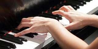 Private Piano Lessons @ PJ area