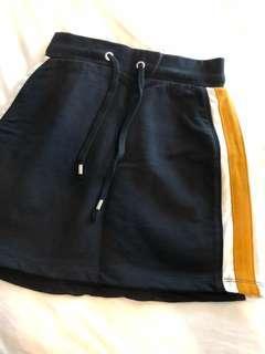 Bershka Jersey skirt
