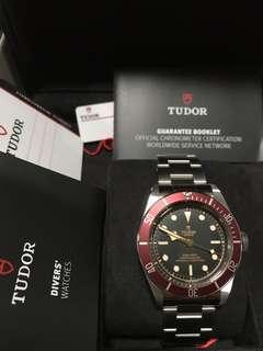 🚚 Tudor black bay