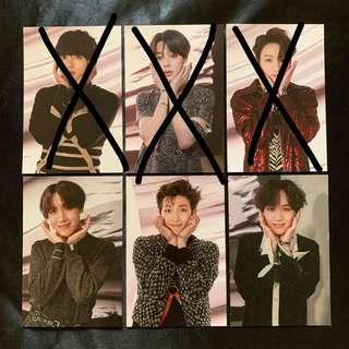 🚚 [WTS] BTS Fake Love Broadcast Photocard