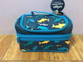 Smiggle Paradise Double Decker Lunchbox