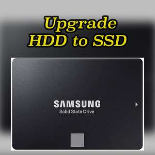SSD SSD SSD UPGRADE, Electronics, Computer Parts