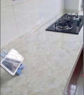 🚚 5 metres PVC marble stickers