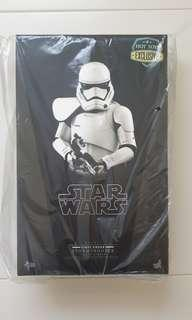 Clearance Sale - Hot Toys Star War First Order Stormtrooper Squad Leader