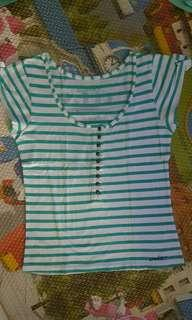 Tosca stripes top