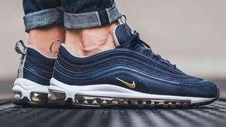 Nike Airmax 97 Blue