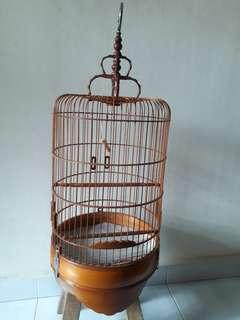 """11"""" finch cage (tall)"""