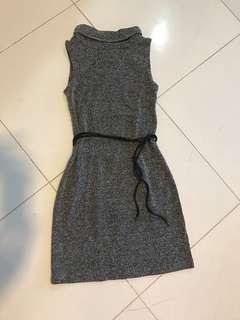European fashion work dress