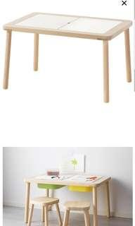 🚚 Ikea flisat table