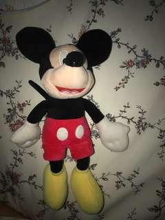Brand new Mickey Mouse soft toy