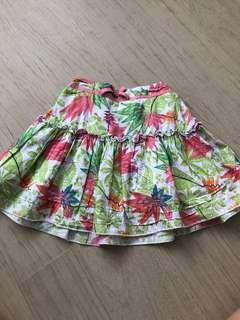 Floral Skirt for girls