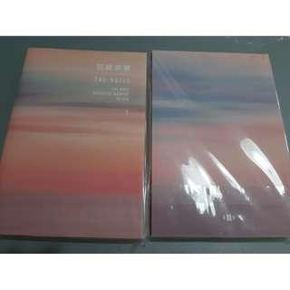BTS 花樣年華 THE NOTES 1 (English) with Pre-order Gift 😍