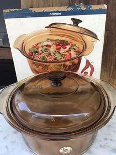 Vision 3.5L Covered Stockpot