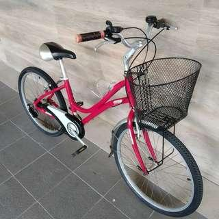 """Free Delivery!!! Raleigh 7 Speed  Venture 1.0 24"""" wheels"""