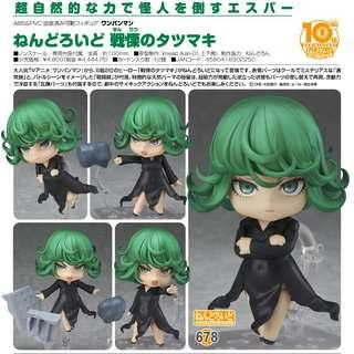 One Punch Man - Senritsu no Tatsumaki - Nendoroid #678 (Good Smile Company)