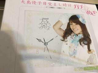 AKB 全新AKB48 大島優子發聲鬧鐘