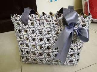 环保包包,handmade diy bag